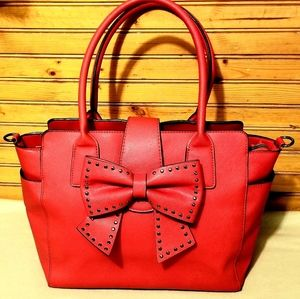 "Betsey Johnson ""Sincerely Yours"" Tote"